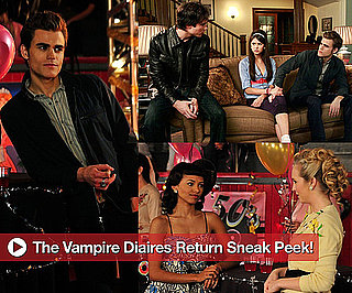 New Photos of January Episodes of The Vampire Diaires