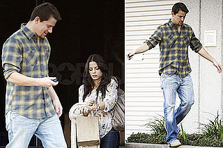 Photos of Channing Tatum and Jenna Dewan in LA