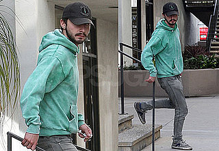 Photos of Shia LaBeouf At A Medical Building in LA