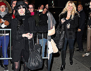 Photos of Jessica Simpson Seeing Sister Ashlee Simpson Performing on Broadway in Chicago