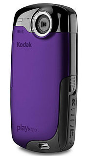Kodak Releases Rugged Pocket-Sized Playsport HD Camcorder