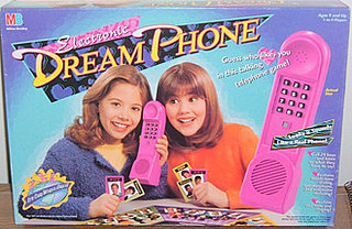 Do You Remember Playing Girl Talk and Dream Phone Board Games