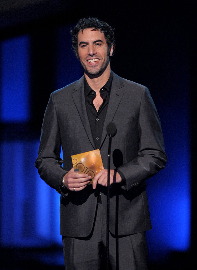 Photos from the 2010 People's Choice Awards Show and Backstage