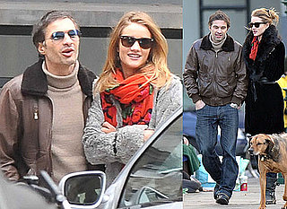 Photos of Olivier Martinez and Rosie Huntington-Whiteley in Paris Over New Year Who Are Now Boyfriend and Girlfriend