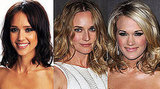 2010 People's Choice Awards Hair, Jessica Alba Hair, Carrie Underwood Hair, Diane Kruger Hair 2010-01-07 03:00:00
