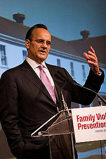 Joe Torre Talks About Family Violence