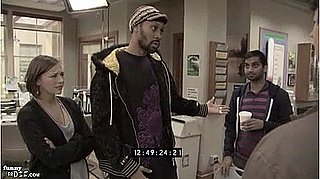 RZA From the Wu-Tang Clan Lost Screen Test From Parks and Recreation