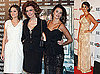 Photos From the Rome Premiere of Nine With Penelope Cruz, Sophia Loren, and Marion Cotillard