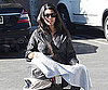 Slide Photo of Kourtney Kardashian With Mason Dash in LA