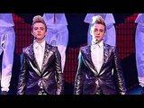 Pop Poll on Jedward Vanilla Ice Duet Watch John and Edward Grimes Perform Ice Ice Baby and Under Pressure on The X Factor