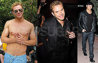 Photos of Kellan Lutz Shirtless in Miami, Where He Hung Out With AnnaLynne McCord