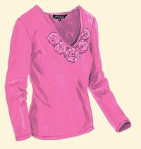 V-Neck Cashmere Sweater - The J. Peterman Company