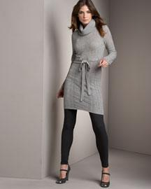 Adam+Eve-Wool &amp; Cashmere Long Sweater