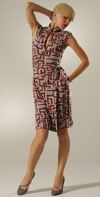 Diane von Furstenberg Griffith Dress