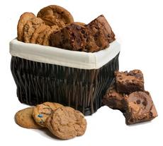 Gift Baskets Cookies Brownies