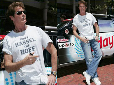 Sugar Bits - Hasselhoff - Divorced, Drunk or just sick?