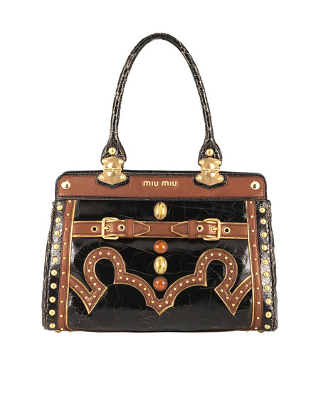 Miu Miu Craquele Old Tote: Love It or Hate It?