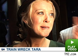Tara is a Total Train Wreck