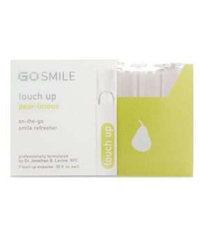 NY Fashion Week: Go SMILE Touch-Ups