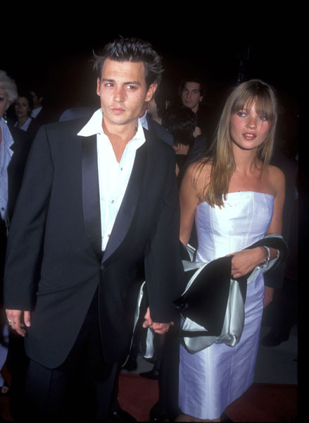1995: <i>Don Juan De Marco</i> premiere with Johnny Depp