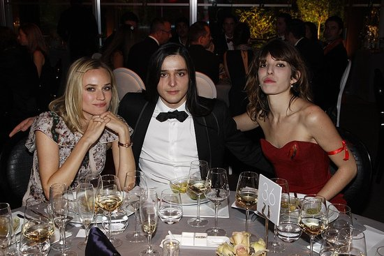 Olivier Theyskens Is Still at Nina Ricci's Table