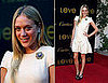 Chloe Sevigny's Ivory Confection