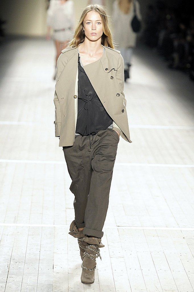 Paris Fashion Week: Isabel Marant Spring 2009