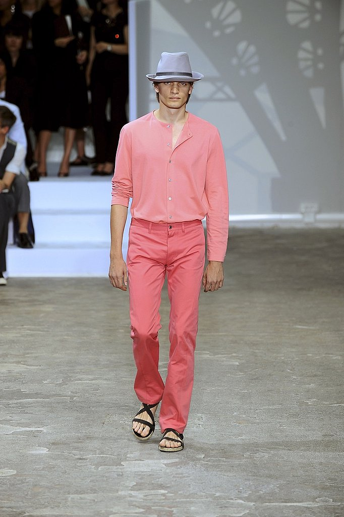 Louis Vuitton Spring 09 Menswear