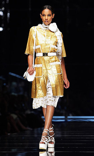 Spring 2009 Trend Report: Summer Metals