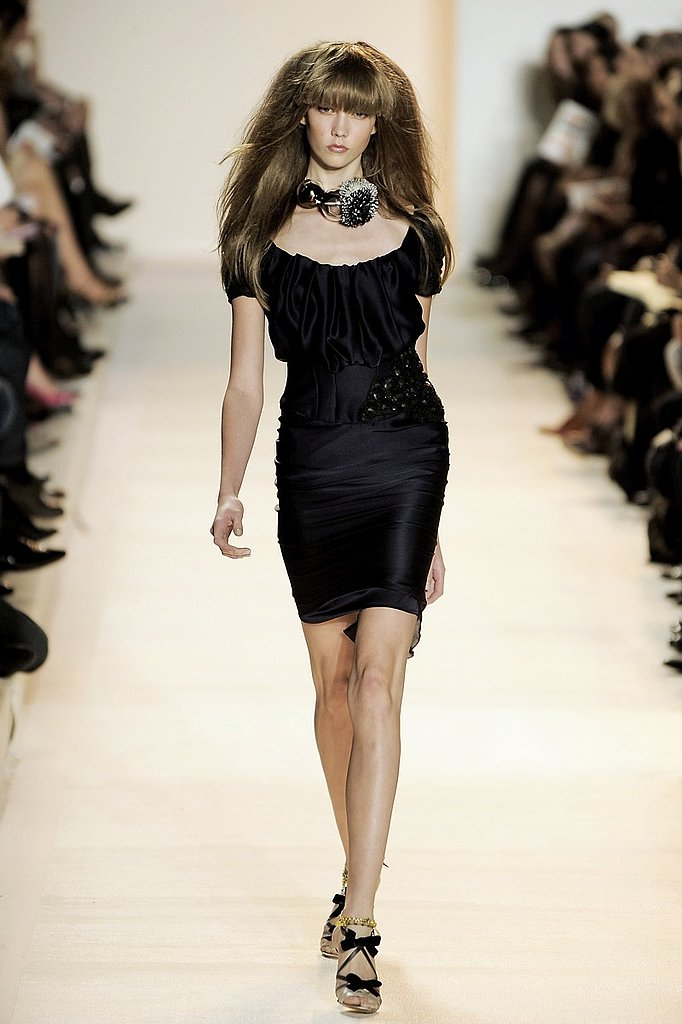 Paris Fashion Week: Christian Lacroix Spring 2009