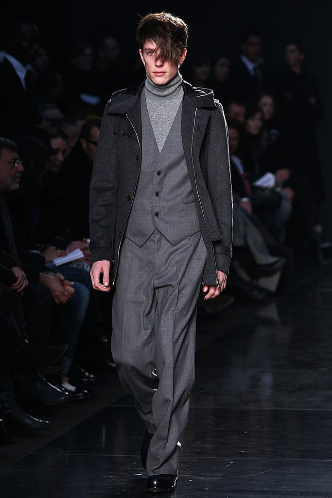 Milan: Costume National Homme Fall 2009
