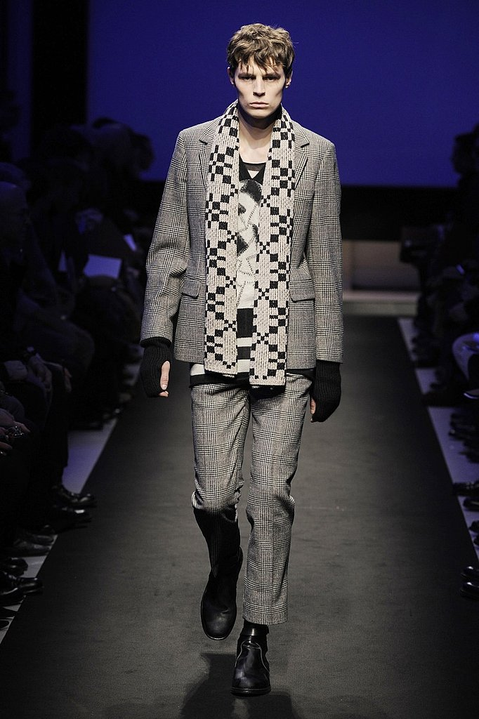 Milan: Missoni Men's Fall 2009