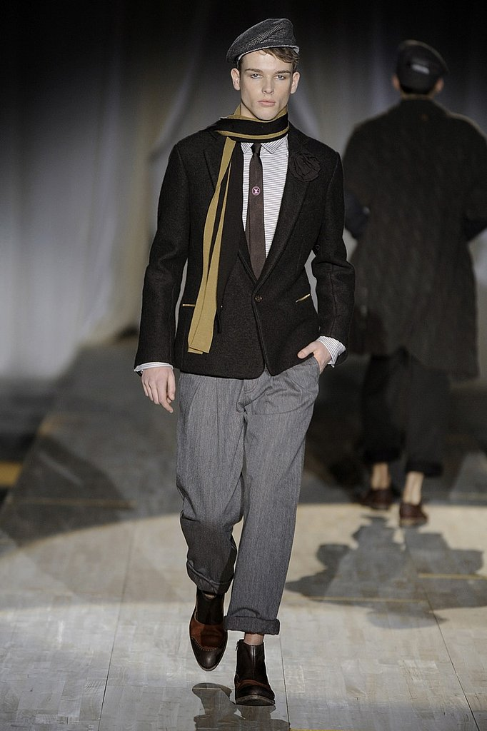 Milan: Frankie Morello Men's Fall 2009