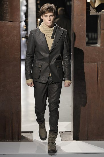 Milan: Belstaff Men&#039;s Fall 2009