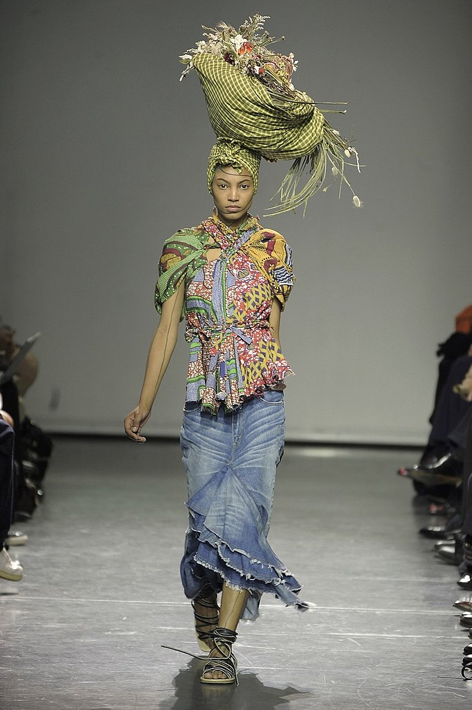 Paris Fashion Week: Junya Watanabe Spring 2009