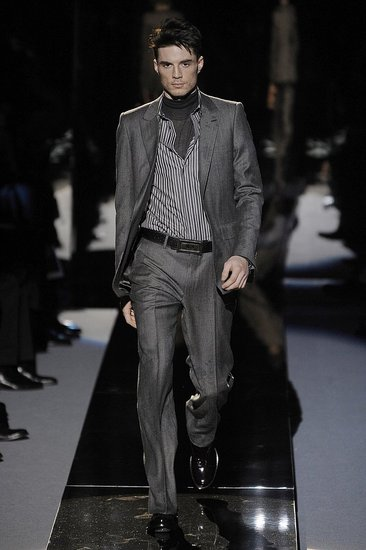 Milan: Versace Men&#039;s Fall 2009