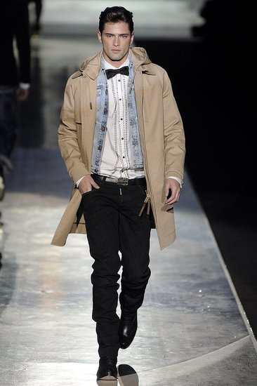 Milan: DSquared2 Men&#039;s Fall 2009