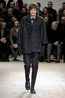 Paris: Kenzo Men's Fall 2009