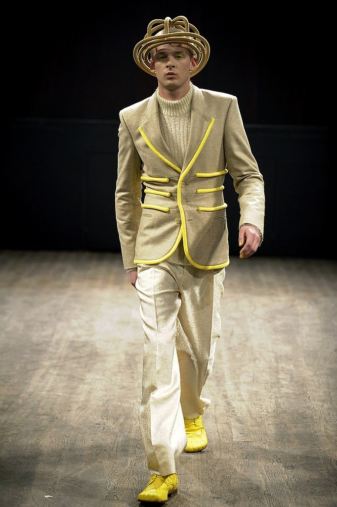 Paris: Walter Van Beirendonck Men's Fall 2009