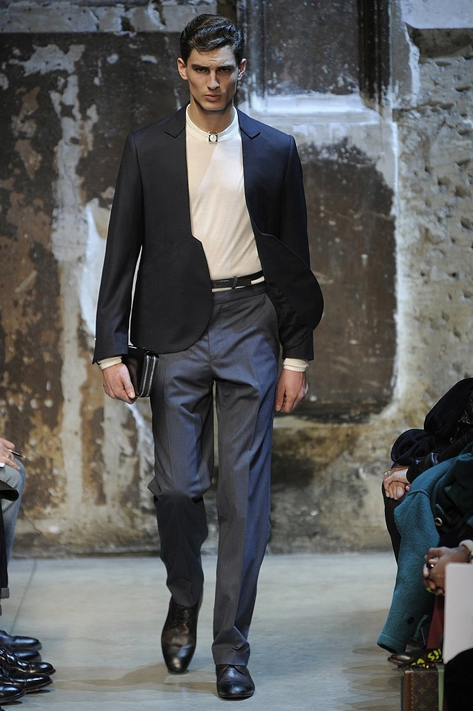 Paris: Dunhill Men's Fall 2009