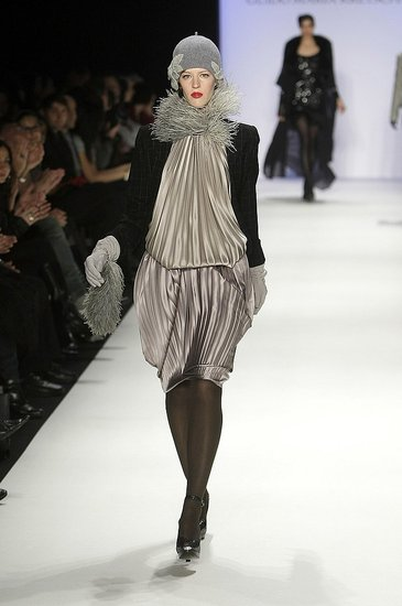Berlin Fashion Week: Guido Maria Kretschmer Fall 2009