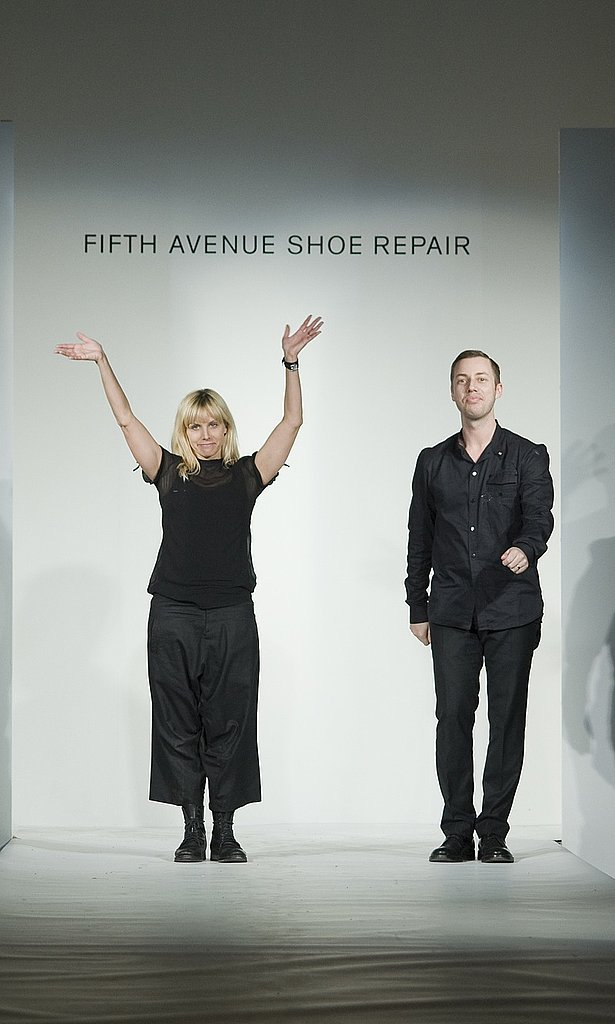 Stockholm Fashion Week: Fifth Avenue Shoe Repair Fall 2009