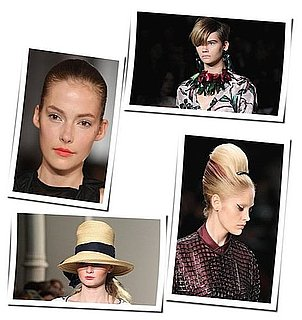 Our Top Four Wearable Spring 09 Makeup Looks