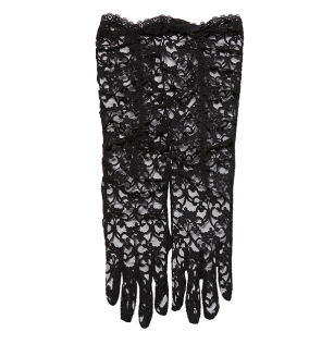 Long Lace Gloves $30 @ Topshop