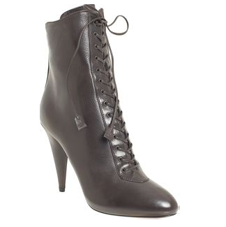Prada Platform Lace-Up Bootie Was $850 Now $339 @ Barneys New York