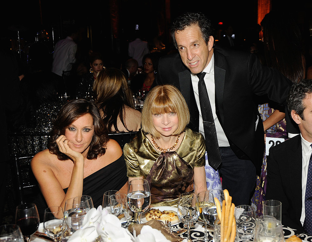 Donna Karan, Anna Wintour, Kenneth Cole