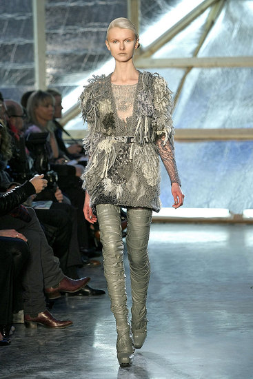 Rodarte Fall 2009 Continues the Evolution