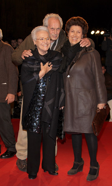 Rosita and Ottavio Missoni, Carla Fendi