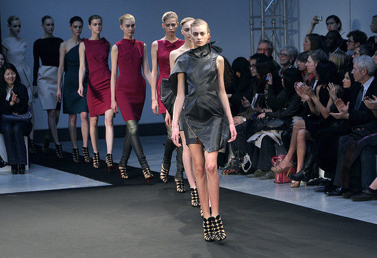 RM by Roland Mouret Fall 2009: &quot;The Work of a Local Dressmaker&quot;