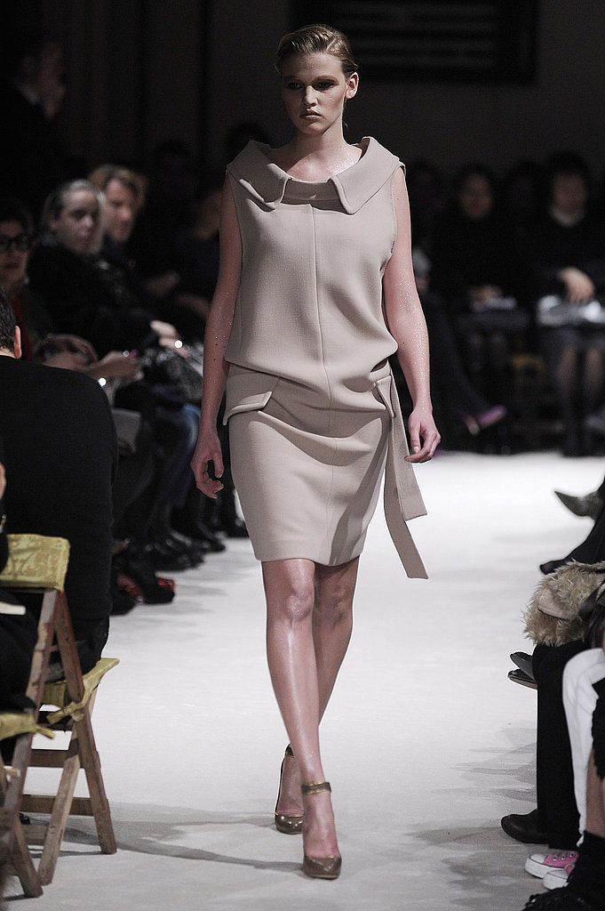 Miu Miu Fall 2009: A Sultry Riff on the Bourgeois